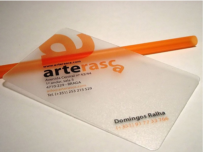 Plastic Business Cards | Plastic Cards | Canada