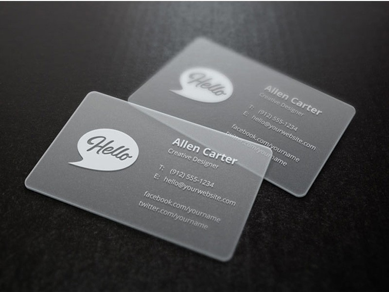 Plastic business cards plastic cards canada reheart Images
