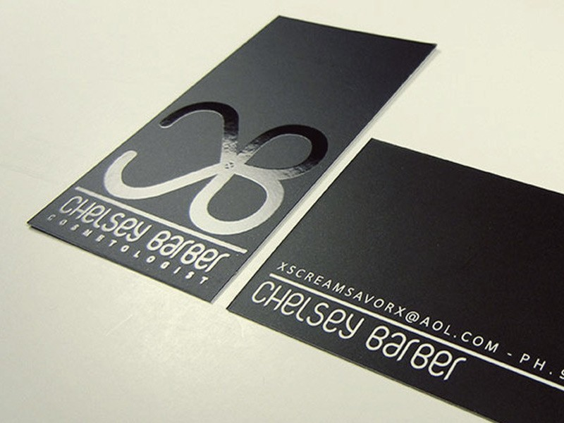 Spot UV Business Cards | Spot UV Business Printing | Canada