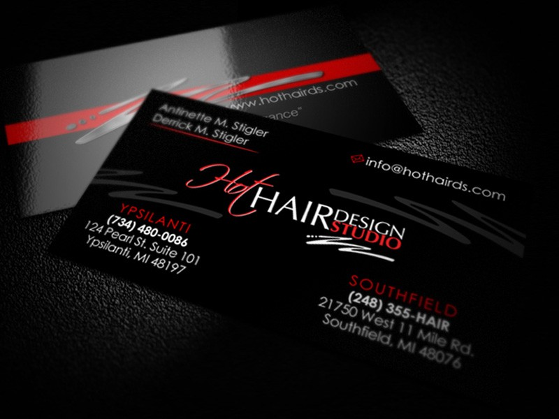 UV Business Cards Ottawa