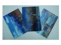 4D Lenticular Business Cards Toronto