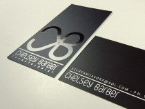 Spot UV Business Cards Ottawa
