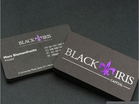 Hot Foil Stamping Cards - 16pt
